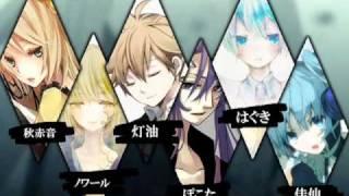 【合唱】 Leia - Nico Nico Chorus