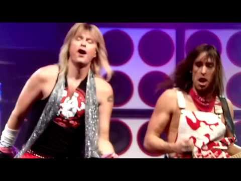 Atomic Punks - Van Halen Panama at House Of Blues Hollywood 2014