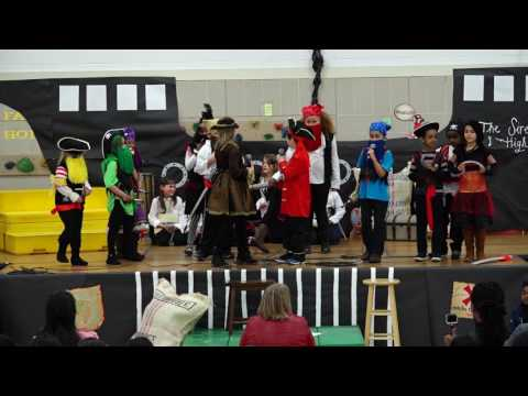 """Pirates!"" - Stevenson Elementary 2nd Grade Musical"