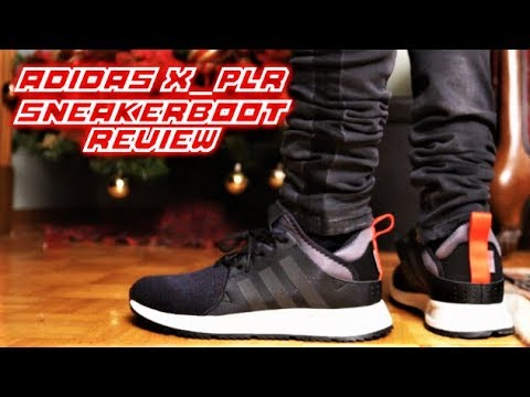 Adidas X PLR Sneakerboot REVIEW and ON-Feet - YouTube ed49412ef30
