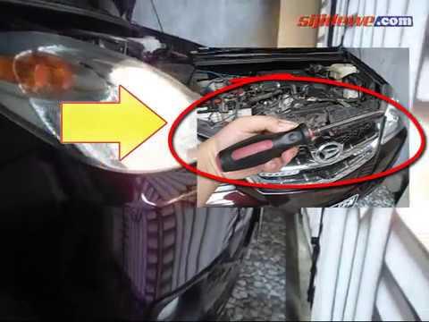 Cara Menyetel Kopling Grand New Avanza All Kijang Innova Setting Sorot Lampu Mobil Xenia Youtube