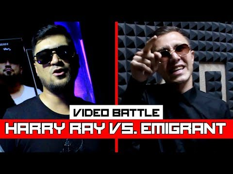 Видео Battle, Abada a.K.a Harry Ray vs. Emigrant (RAP.TJ)