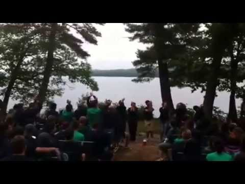 Jellyfish song from Seeds of Peace camp