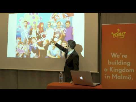 Creating Candy Crush - King´s recipe for sweet success - Tommy Palm
