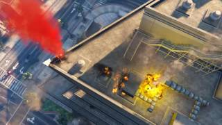 GTA 5 Air Strike