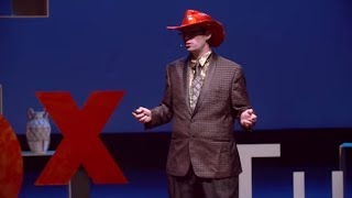 You Ain't Better than Pro Wrestling: A Lucha Libre Exhibition | Frank Powers | TEDxTucson
