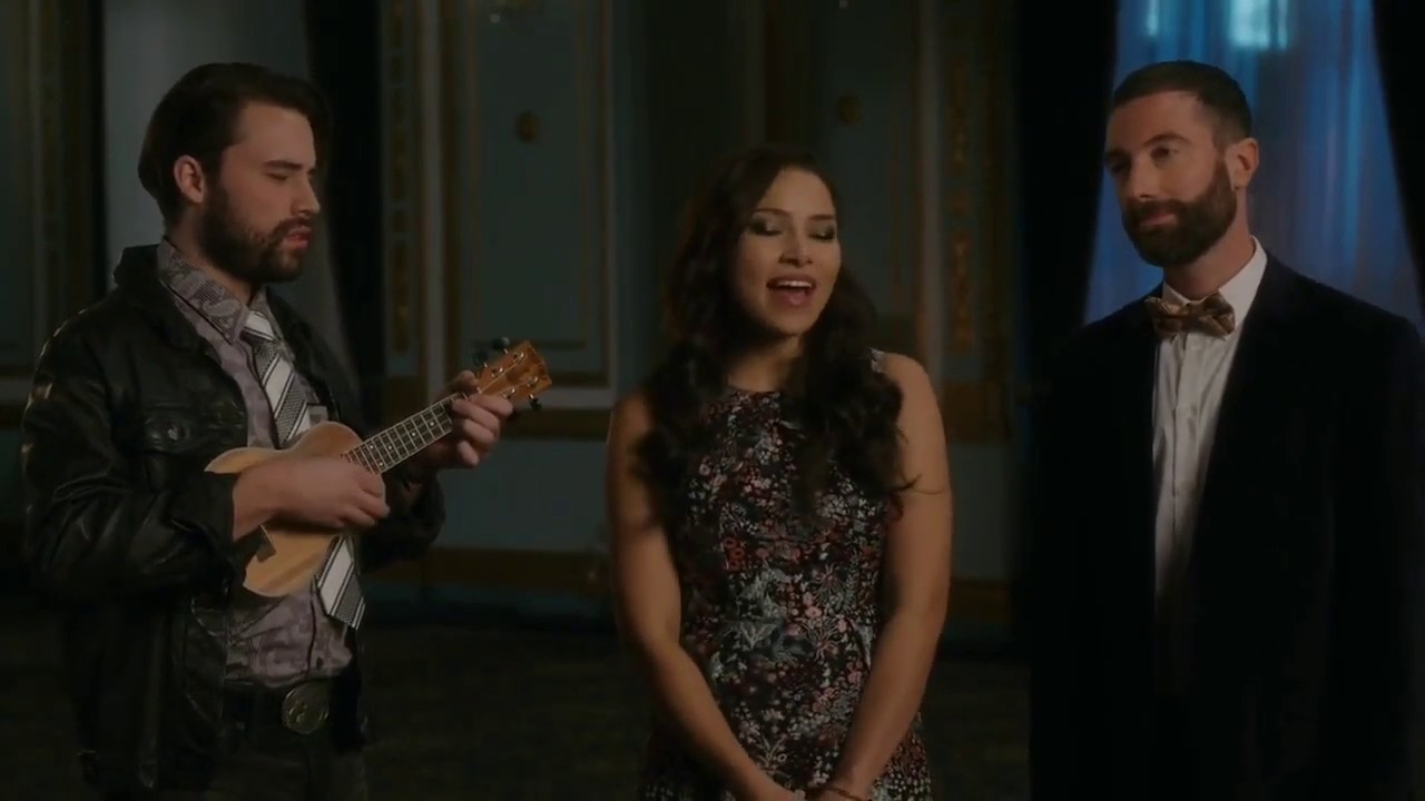 Download Jessica Parker Kennedy Singing (from Another Kind of Wedding)