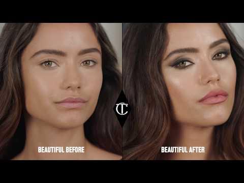 How to Apply NEW! Smokey Eye Beauty Palette | Charlotte Tilbury