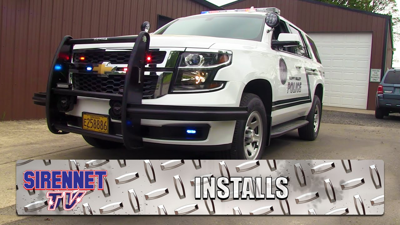 2016 Chevy Tahoe Installation - YouTube