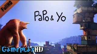 Papo & Yo Gameplay (PC HD)