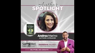 "Author Spotlight: ""The Hobble"" Darren M. Palmer Interviews Andrea Marino"