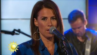 Jill Johnson - Gotta Love Me More - Nyhetsmorgon (TV4)