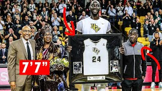 This Is The Biggest Mistake Tacko Fall Made