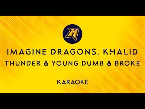 Imagine Dragons, Khalid - Thunder / Young...