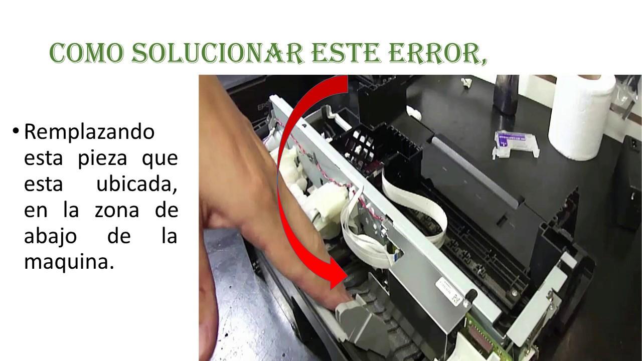 Epson L355 L555 L210 Xp420 Xp430 Imprime Varias Hoja