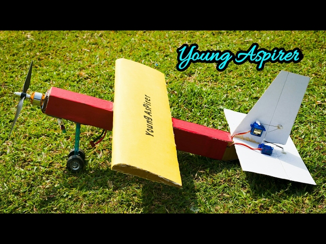 How To Make an RC Plane [RC Planes Explained] | Scale Model