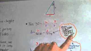 Volume for a Hexagonal Prism (Geometry #263)