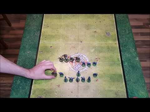 Blood Bowl Tactics: Defensive set ups