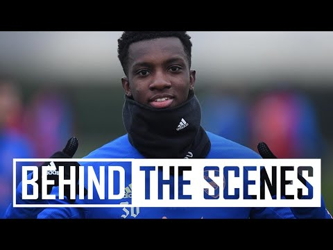 📞 Nketiah's finishing masterclass | Behind the scenes at Arsenal training centre
