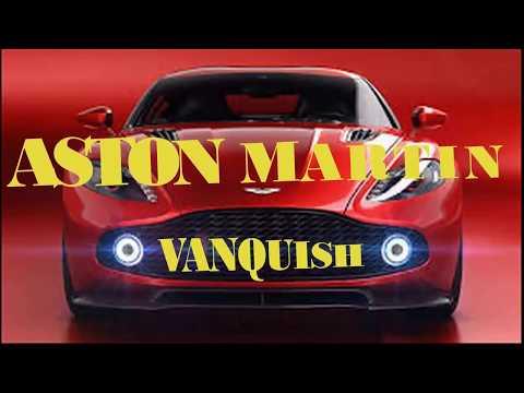 ASTON MARTIN VANQUISH 2018 - V12 - ZAGATO CONCEPT FIRST LOOK REVIEW