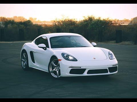 2018 Porsche 718 Cayman WALKAROUND + SOUND