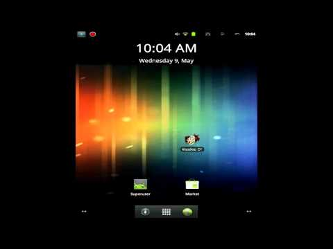 Viewsonic Viewpad 10e - Rooted With Android Market