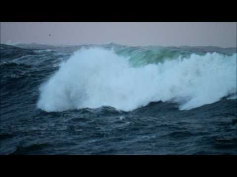 Pacific Storm 25 Oct 2010