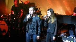BOSSE feat. Valentine - Nächsten Sommer - Columbiahalle Berlin - 22.02.2014