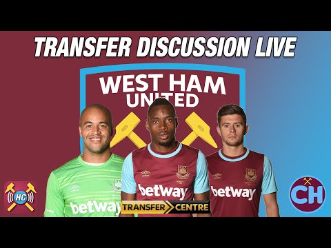 Transfer Discussion LIVE | Andre Ayew | Diafra Sakho | Darren Randolph | New Left Back