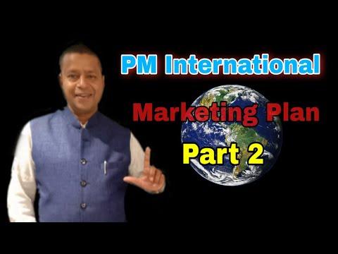 PM International Business Plan Part 2