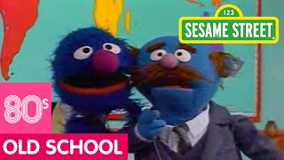 Sesame Street: Grover Wants To Travel