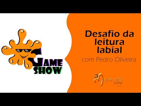 TV 3Marias: Game Show: Desafio da Leitura Labial