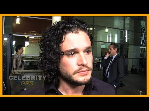 Kit Harington talks about life ater ThronesHollywood TV