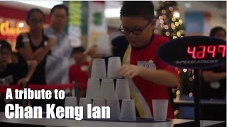 A Tribute to Chan Keng Ian- An Inspiration to All