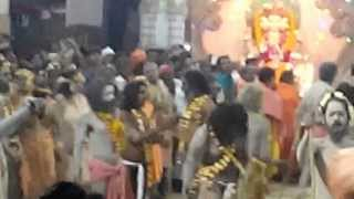 Nagasadhus at Bhavnath fair