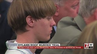 Dylann Roof Trial closing arguments