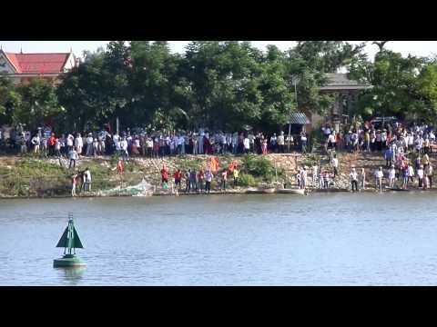 Đua thuyền Lệ Thủy (Quy Hậu vs Bảng 2)