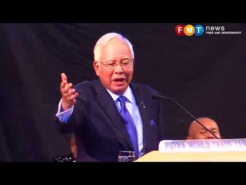 Najib: Saudi tak kecoh GST dan harga minyak, mengapa kita merungut?