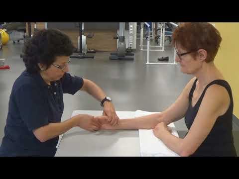 How to apply the  Johnstone HAND air splint