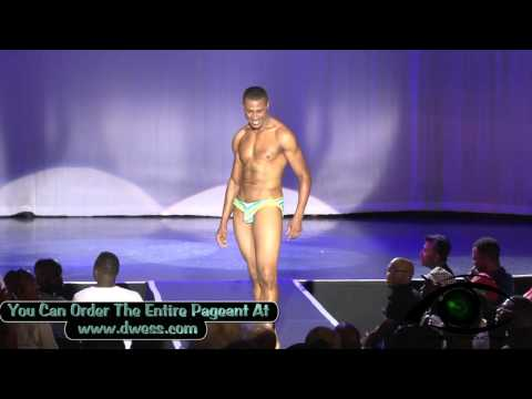 Mr. Continental 2016 Swimsuit