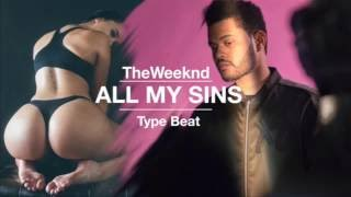 All My Sins - The Weeknd x Free 6LACK (with hook) Type Beat