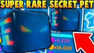 IL PET DI SUPER RARE SHINY! (Shiny Rainbow Shock!) - Roblox Bubble Gum Simulator