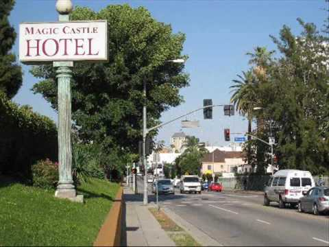 Magic Castle Hotel in Hollywood, CA - YouTube