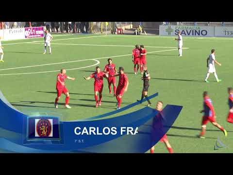 Gol Parade Potenza Cerignola (3-0)