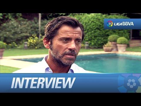 Historia: Entrevista a Quique Sánchez Flores, exentrenador y exjugador de La Liga - HD