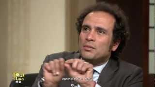 لقاء عمرو حمزاوى و بسمة مع منى الشاذلى - HQ - ج2