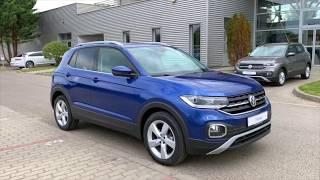 Volkswagen T-Cross bemutató