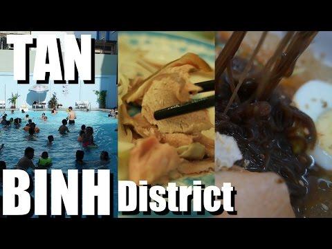 SAIGON what to do? Exploring TAN BINH DISTRICT 2015.