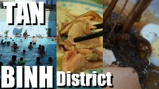 SAIGON what to do? Exploring TAN BINH DISTRICT 2015.