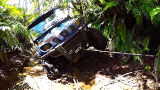 Off-road 4x4 extreme ATV/QUAD Bike Mission!